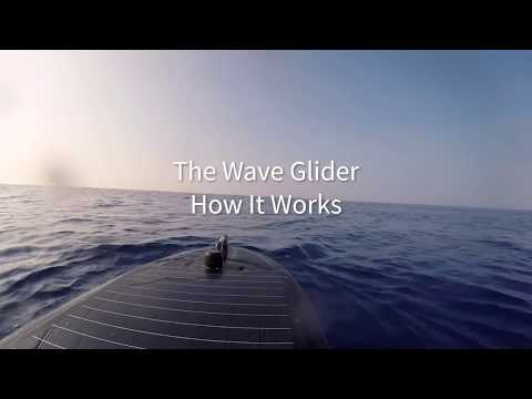 The Wave Glider: How it Works