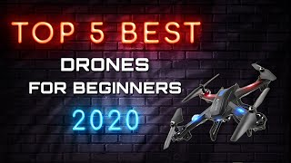 Top 5 Best Drones for beginners | 5 Best Cheap Drones for Beginners 2020