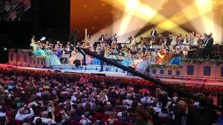 Andre Rieu in Israel 2018 - the Grand Entrance