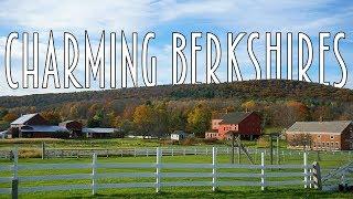 CHARMING MASSACHUSETTS   Berkshires Travel Guide to Lee, Lenox, & Stockbridge MA!