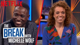 The Break with Michelle Wolf   Hate It or Love It   Netflix