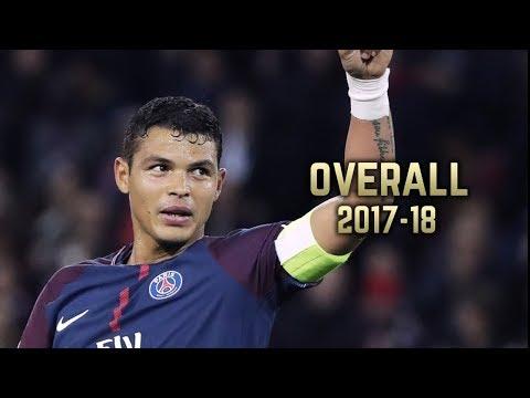 Thiago Silva - Overall 2017-18 | Best Defensive Skills