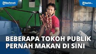 Sejumlah Tokoh Pernah Cicipi Sate Tusukan Ruji Besi Sepeda di Klaten, Ada Keluarga Iriana Jokowi
