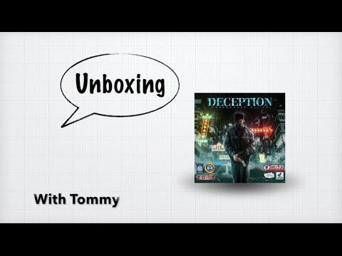 Unboxing Deception: Undercover Allies KS