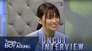 TWBA Uncut Interview: Kathryn Bernardo
