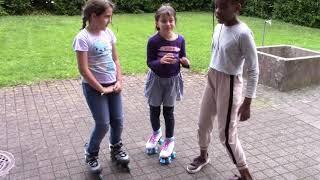 Inline Skates vs. Rollschuhe mit Miradie, Dicle, & Vanessa