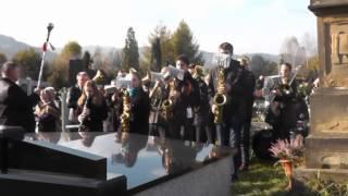 preview picture of video 'Orkiestra RYTM Zembrzyce 2014 - Ostatnia Droga'