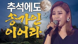 [트롯박스] 추석특집 송가인 무대 모음이어라   송가인메들리   트로트메들리