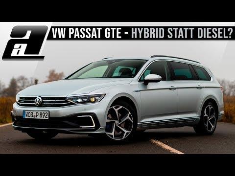 Der NEUE VW Passat GTE 2019 im Alltag | Hybrid Sparwunder?! | REVIEW