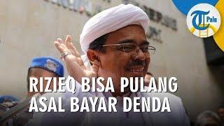 Jubir Prabowo Tak Sepakat Rizieq Bisa Pulang Asal Bayar Denda