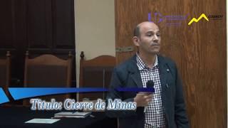 Cierre de minas. Ing. Quezada. Universidad de Guanajuato