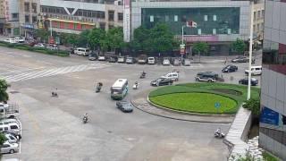 preview picture of video 'Jiangmen Roundabout'