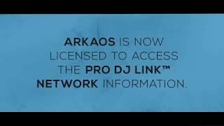 1. Pioneer PRO DJ LINK Bridge integrated into GrandVJ