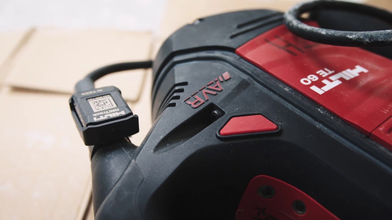 Bluetooth enabled equipment tracking - Hilti Denmark