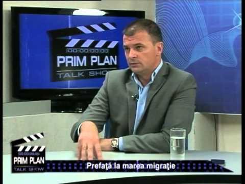 Emisiunea Prim Plan – Mircea Roșca – 2 septembrie 2014
