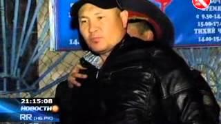 КТК - В Семее пьяный водитель рассмешил полицейских