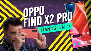Oppo Find X2 Pro Hands-On - Battery Insanity In A Leather Jacket