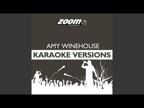 Half Time (Karaoke Version) (Originally Performed By Amy Winehouse)