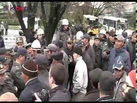 Революция 2010 года в Кыргызстане - полный видеоархив от Kloop