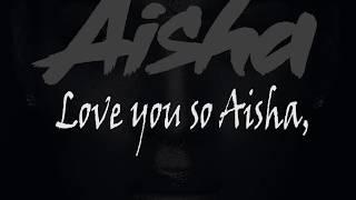 Deezel Ft Korede Bello Aisha (lyrics)