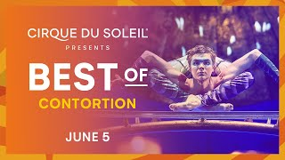 BEST OF CONTORTION | Cirque Du Soleil | LUZIA, O, ALEGRIA, AND MORE…