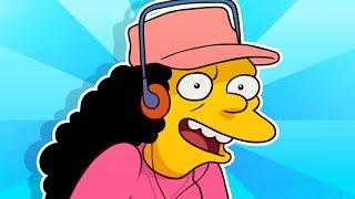 YO MAMA SO FAT! The Simpsons