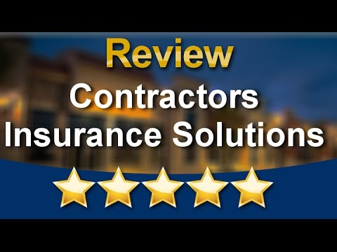 Contractors Insurance Solutions Los Angeles Perfect 5 Star Review | CISBurbank Reviews