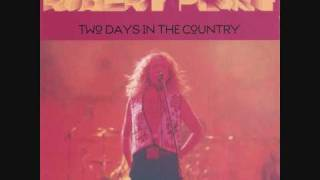 ROBERT PLANT : CROPREDY 1993 : JESUS ON THE MAINLINE .