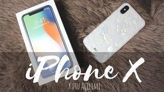 iPhone X | Kutu Açılımı ve İlk İzlenimler - dooclip.me