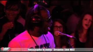 Youssoupha et Indila - Dreamin EN LIVE ! [EXCLUE TOTAL]