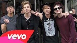 Daylight - 5 Seconds of Summer Official Lyric Video