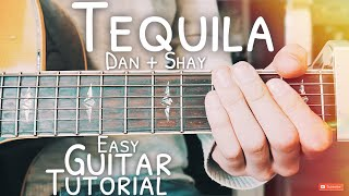 Tequila Dan And Shay Guitar Lesson For Beginners  Tequila Guitar  Lesson #496