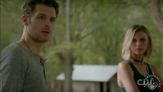 The Originals 4x03 Hope meets Klaus & her family