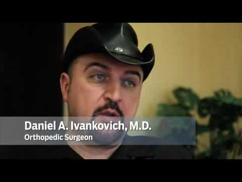 Dr. Dan Ivankovich & Bazelais Suy - Chicago Tribune