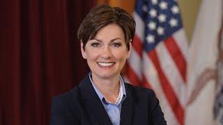 Iowa Gov. Kim Reynolds Press Conference | March 25, 2020, 2:30 p.m.