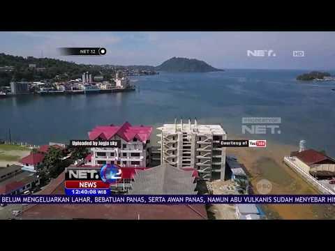 Nikmati Pesona Kota Jayapura dari Ketinggian di Hotel Front One Jayapura - NET12