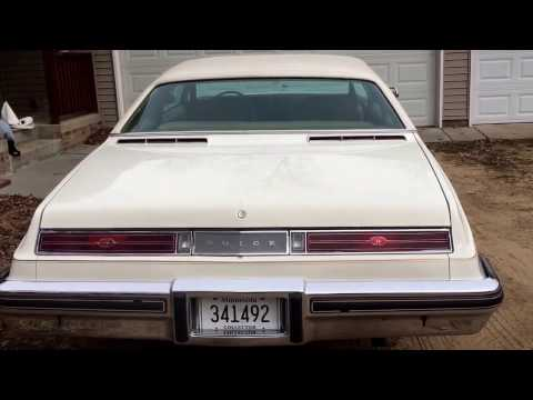 Video of '75 Riviera - KXO6