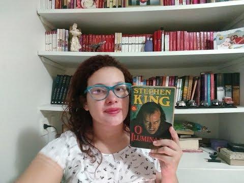 Resenha O iluminado- Stephen King