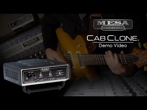 MESA BOOGIE Cabclone 4 Cabinet simulator/sluchátkový zesilovač