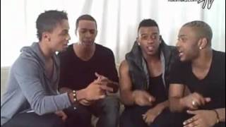 JLS The Club is Alive acapella