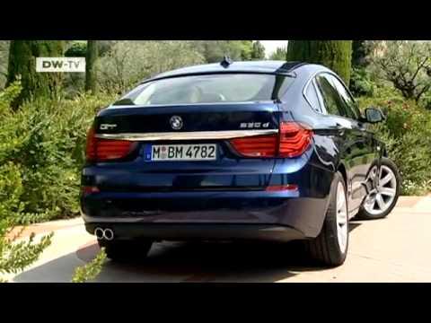 Test it! The BMW 5-series GT   drive it