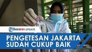 Meski Cenderung Fluktuatif, Jumlah Tes Covid-19 di DKI Jakarta Lebih Tinggi Dibanding Angka Nasional