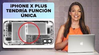 La función que sólo llegaría al iPhone X Plus