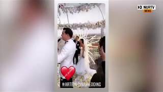 Свадьба Луины