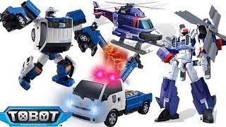 Новые ТОБОТЫ: Тобот ZERO - Машинка-эвакуатор и ТОБОТ Y новые серии - Игрушки трансформеры для детей