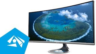 2019 Top 5 Curved Monitor