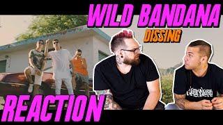 Izi   Wild Bandana (feat. Tedua & Vaz Tè) ( DISSING DSA COMMANDO ) | RAP  REACTION 2017 | ARCADEBOYZ