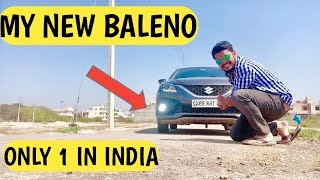 My New Baleno Is Here 🔥🔥 || Best Modified