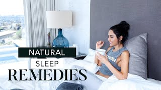 Natural Sleep Remedies - Insomnia Remedies For When You Cant Sleep | Mona Vand