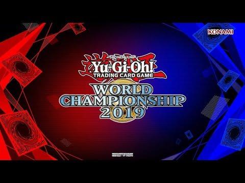 🔴 Livestream [DAY 1] – Yu-Gi-Oh! World Championship 2019 – Berlin